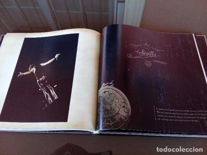 Libros de segunda mano: heroes del Silencio - tesoro - diario fotografico tour 2007 - no incluye dvd - Foto 4 - 117917779