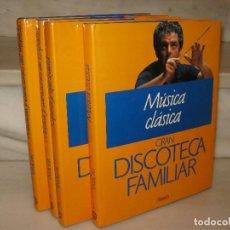 Libros de segunda mano: GRAN DISCOTECA FAMILIAR (PLANETA). Lote 118021183