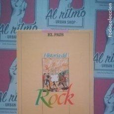 Libros de segunda mano: HISTORIA DEL ROCK EL PAÍS. Lote 121591343