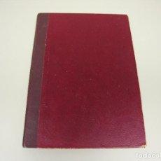 Libros de segunda mano: 1018- ANTIGUO LIBRO SEGUNDA PARTE CLASIFICACION DE LOS INTERVALOS MUSICALES. Lote 121739111