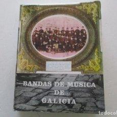 Libros de segunda mano: ENRIQUE IGLESIAS ALVARELLOS BANDAS DE MÚSICA DE GALICIA. RM86473. Lote 121911311