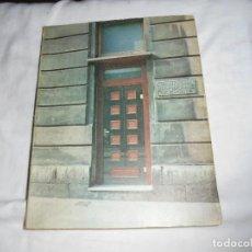 Libros de segunda mano: MUSEO INTERNACIONAL DE LA GAITA.CATALOGO.GIJON ASTURIAS 1970.CCORDINADOR PATRICIO ADURIZ. Lote 122473815