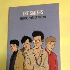Libros de segunda mano: THE SMITHS: MUSICA, POLITICA Y DESEO. VV.AA. ERRATA NATURAE. Lote 161235585