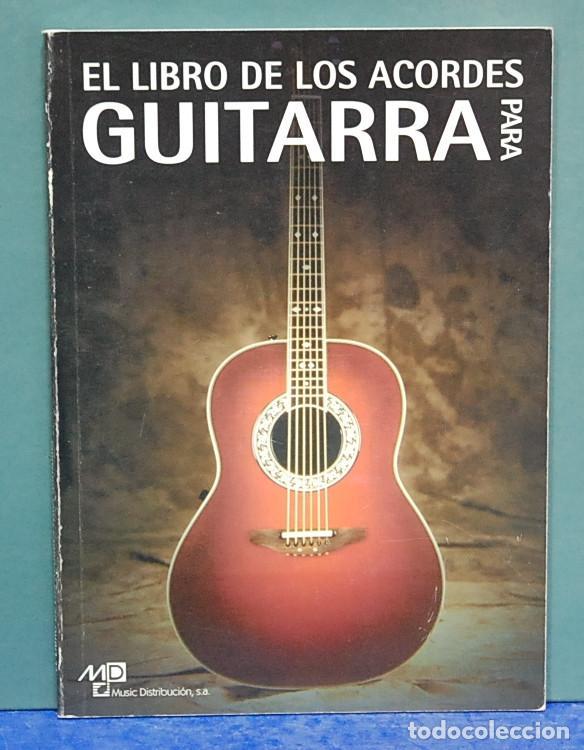 El libro de los acordes para guitarra. joan gar - Sold through ...