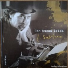 Libros de segunda mano: JOAQUIN SABINA -CON BUENA LETRA -TEMAS DE HOY 2002. Lote 126475743