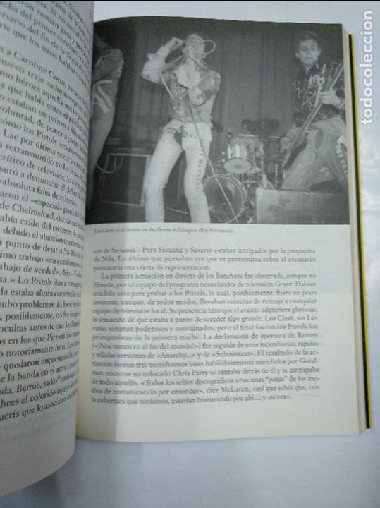 Libros de segunda mano: HISTORIA DEL PUNK. - STRONGMAN, PHIL. TDK346 - Foto 3 - 127743167