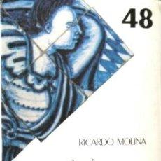 Libros de segunda mano: MISTERIOS DEL ARTE FLAMENCO. ENSAYO DE UNA INTERPRETACIÓN ANTROPOLÓGICA (DE RICARDO MOLINA). Lote 128493611