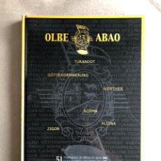 Libros de segunda mano - OLBE ABAO. 5O AÑOS DE OPERA DE ABAO EN BILBAO. 2002-2003. - 129291327