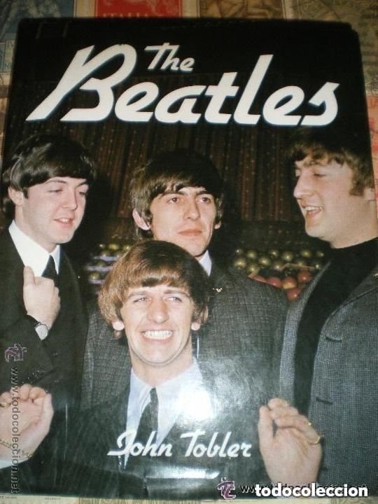 Libros de segunda mano: THE BEATLES JOHN TOBLER OPTIMUN BOOKS 1984 EN INGLES VER FOTOS EXCELENTE CONDICION - Foto 1 - 130542626