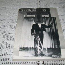 Libros de segunda mano: CANTE Y CANTAORES CORDOBESES RICARDO MOLINA EDICIONES DEMÓFILO 1977 PRIMERA EDICIÓN. Lote 131122556