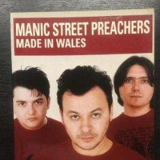 Libros de segunda mano: MANIC STREET PREACHERS, MADE IN WALES, JOSE DIEZ. Lote 133841050