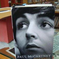 Libros de segunda mano: PAUL MCCARTNEY LA BIOGRAFÍA. Lote 133844774