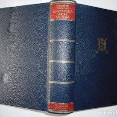 Libros de segunda mano: GERHART VON WESTERMAN ANTOLOGÍA DE LA OPERA Y90176. Lote 133900466