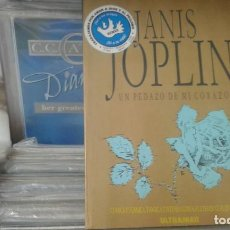 Libros de segunda mano: JANIS JOPLIN DAVID DALTON,ULTRAMAR. Lote 133901406