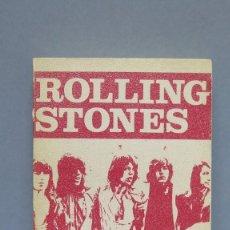 Libros de segunda mano: THE ROLLING STONES. PHILIPPE BAS RABERIN LIBRO. Lote 135055490