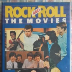 Libros de segunda mano: ROCK AND ROLL AND THE MOVIES. ROB BURT. NEW ORCHARD. 208 PÁGINAS. EN INGLÉS. . Lote 135826430