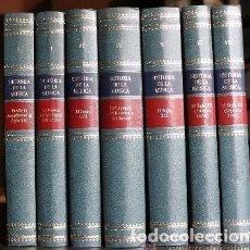 Libros de segunda mano: HISTORIA DE LA MÚSICA EN 7 TOMOS - ANDRÉS RUIZ TARAZONA - SOCIEDAD ITALIANA MUSICOLOGÍA. Lote 135957778