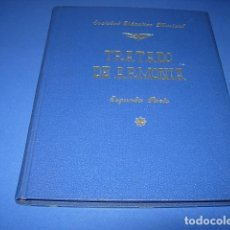 Libros de segunda mano: TRATADO DE ARMONIA SEGUNDA PARTE----SOCIEDAD DIDACTICO MUSICAL-----. Lote 136220770