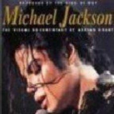 Libros de segunda mano: MICHAEL JACKSON - DOCUMENTO ILUSTRADO POR ADRIAN GRANT. Lote 137660034