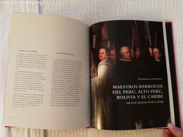 Libros de segunda mano: Música barroca del Perú, Alto Perú, Bolivia y el Caribe, siglos XVII y XVIII. - Foto 4 - 138880166