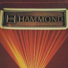 Libros de segunda mano: HAMMOND. TOUCH ORGAN COURSE (WINONA, USA, 1973) NUEVO CURSO DE ÓRGANO HAMMOND. Lote 140426786