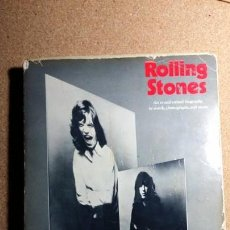 Libros de segunda mano: ROLLING STONES (EDICION EN INGLÉS, 1972). Lote 143662862
