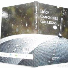 Libros de segunda mano: VV.AA DOCE CANCIONES GALLEGAS Y91593. Lote 144462906