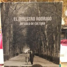 Libros de segunda mano - EL MAESTRO RODRIGO - 144708390