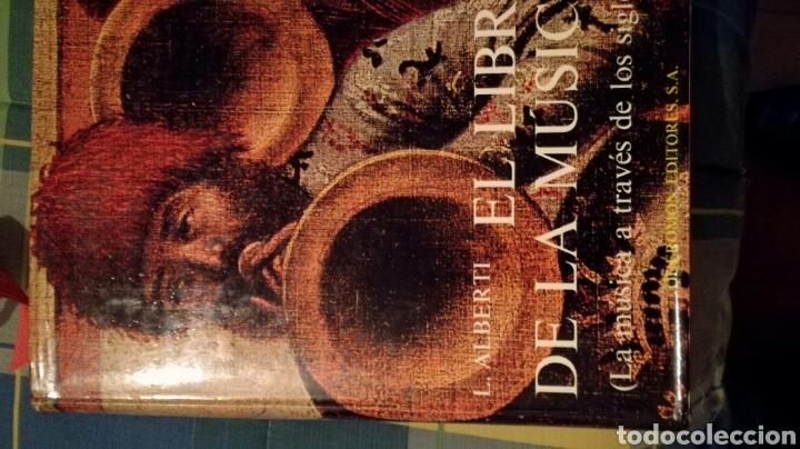 LIBRO (Libros de Segunda Mano - Bellas artes, ocio y coleccionismo - Música)
