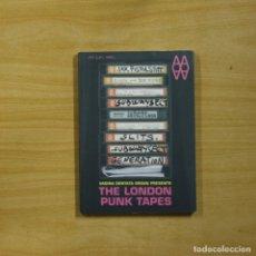 Libros de segunda mano - THE LONDON PUNK TAPES - EN INGLES - LIBRO - 144878665