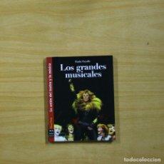 Libros de segunda mano: PAULA FAYOLLE - LOS GRANDES MUSICALES - LIBRO. Lote 187340938