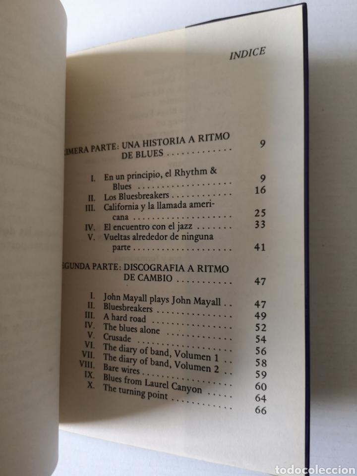Libros de segunda mano: JOHN MAYALL - EL PADRE BLANCO DEL BLUES - - Foto 2 - 145016854