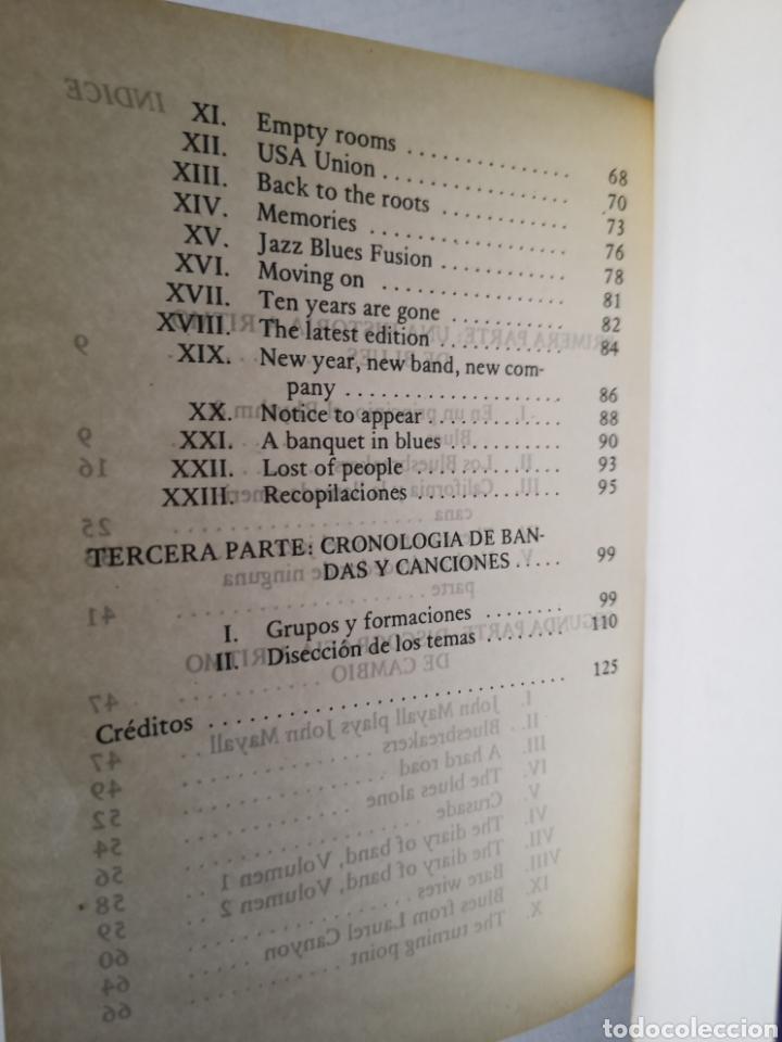 Libros de segunda mano: JOHN MAYALL - EL PADRE BLANCO DEL BLUES - - Foto 3 - 145016854