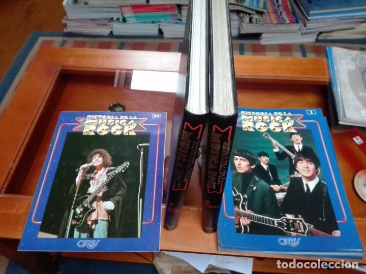 HISTORIA DE LA MÚSICA ROCK (Second Hand Books - Fine Arts, Leisure and Collecting - Music)
