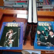 Libros de segunda mano: HISTORIA DE LA MÚSICA ROCK. Lote 145163586