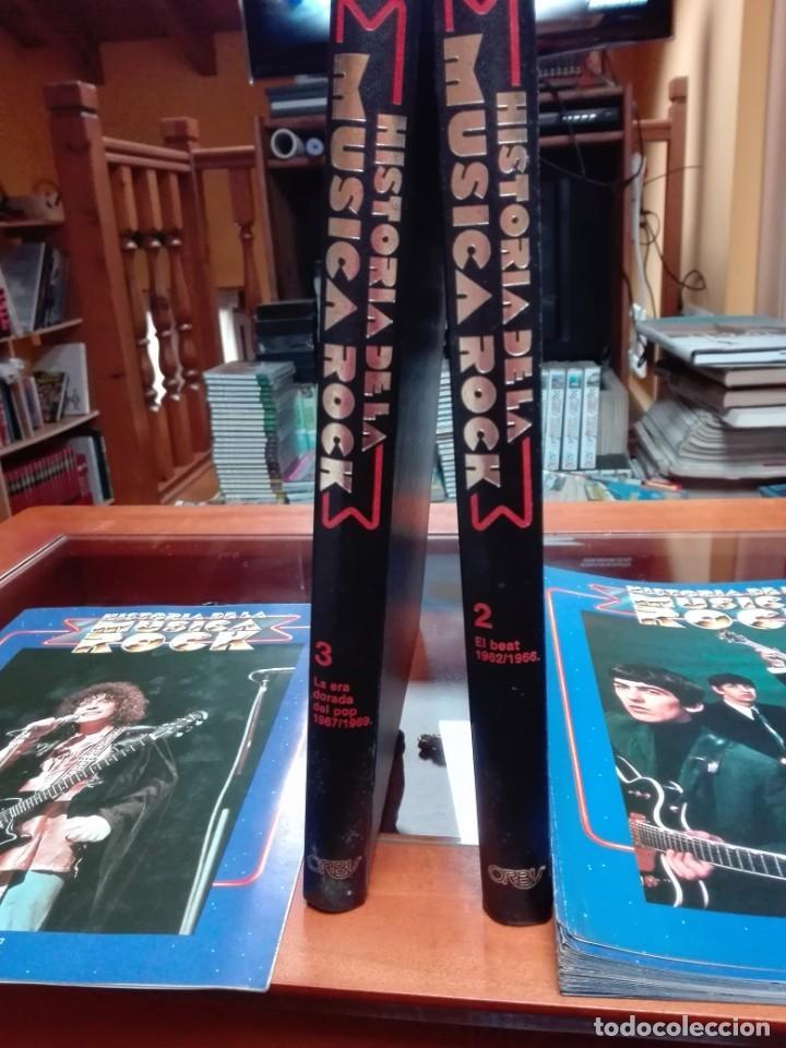 Second hand books: Historia de la música rock - Foto 2 - 145163586