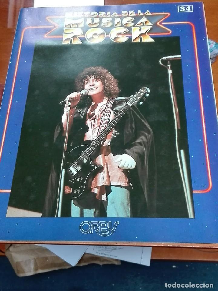 Second hand books: Historia de la música rock - Foto 3 - 145163586