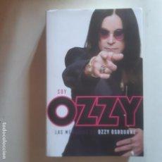 Libros de segunda mano: SOY OZZY - LAS MEMORIAS DE OZZY OSBORNE . Lote 146365930
