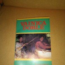 Libros de segunda mano: VAINICA DOBLE LIBRO 1983. Lote 146555562