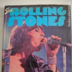 Libros de segunda mano: THE ROLLING STONES - TONY JASPER BOOK 1976. Lote 146879030