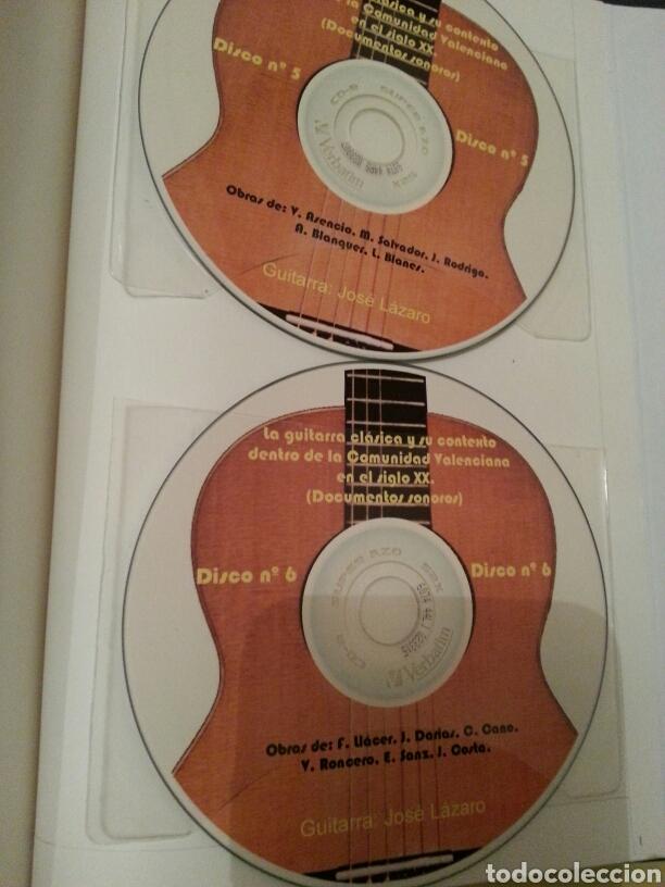 Libros de segunda mano: LA GUITARRA CLÁSICA Y SU CONTEXTO DENTRO DE LA COMUNIDAD VALENCIANA EN EL SIGLO XX. 2 TOMOS - Foto 5 - 147534572