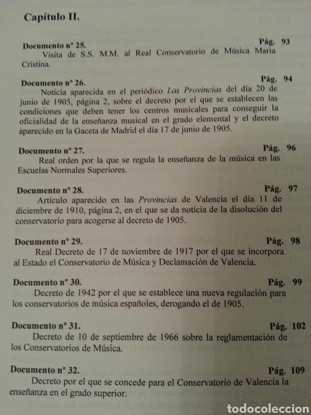 Libros de segunda mano: LA GUITARRA CLÁSICA Y SU CONTEXTO DENTRO DE LA COMUNIDAD VALENCIANA EN EL SIGLO XX. 2 TOMOS - Foto 10 - 147534572