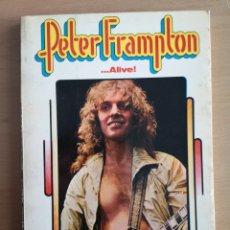 Libros de segunda mano: PETER FRAMPTON - JORDI SIERRA I FABRA -. Lote 147625094