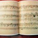 Libros de segunda mano: J.S. BACH, PEQUEÑO LIBRO DE ANA MAGDALENA (FACSÍMIL ÍNTEGRO). Lote 148411274