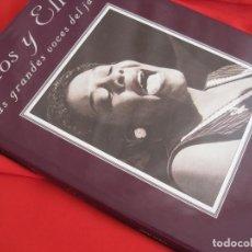Libros de segunda mano: ELLOS Y ELLAS--LAS GRANDES VOCES DEL JAZZ--FEDERICO JORGE GARCIA. Lote 148927686