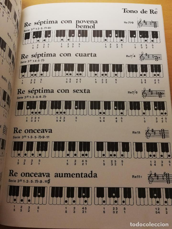 El Libro De Los Acordes Para Piano Sold Through Direct Sale 150589186