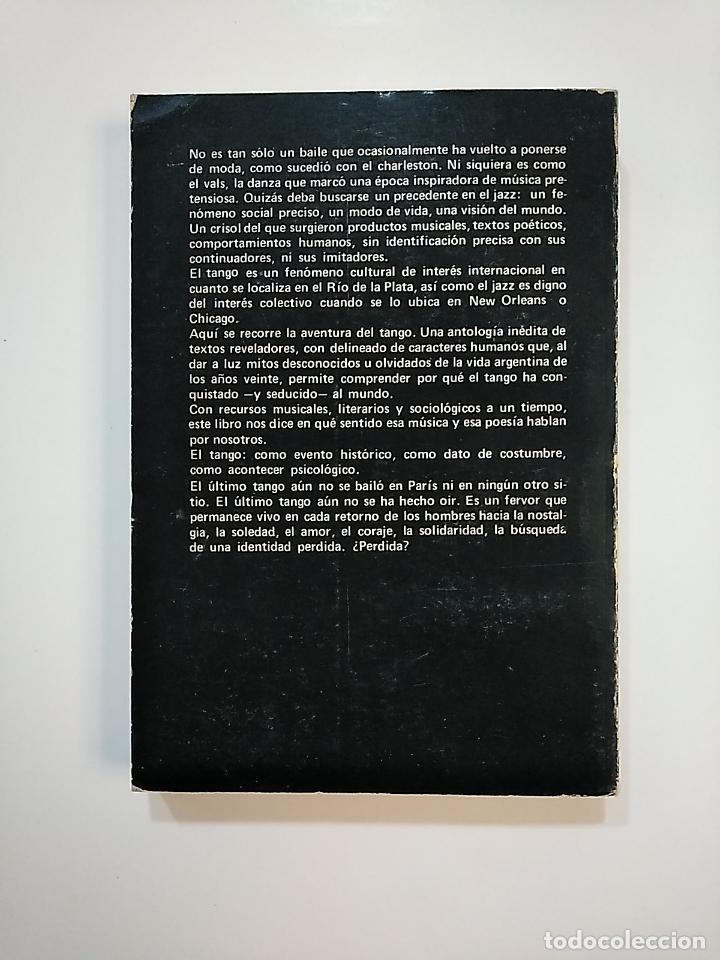 Libros de segunda mano: TIEMPO DE TANGO. Meri FRANCO LAO. COLECCION ANESA. TDK364 - Foto 2 - 151216978