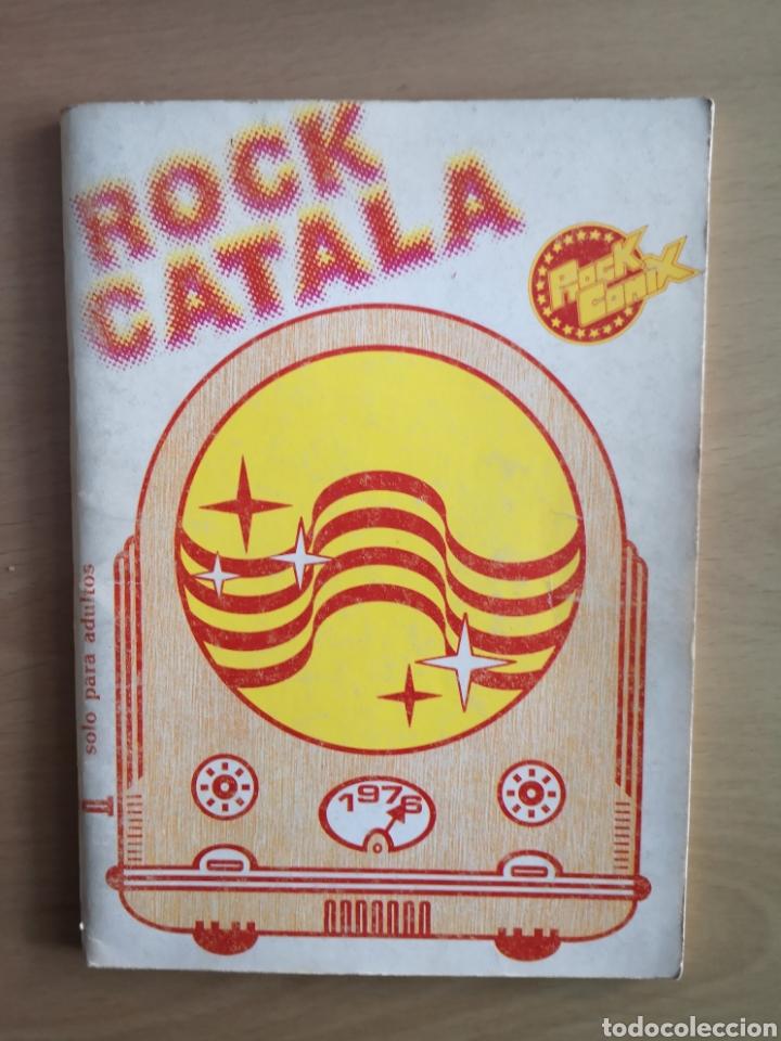 COMIX - ROCK CATALÁ (Libros de Segunda Mano - Bellas artes, ocio y coleccionismo - Música)