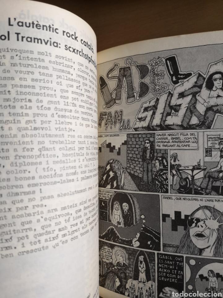 Libros de segunda mano: COMIX - ROCK CATALÁ - Foto 2 - 152823993