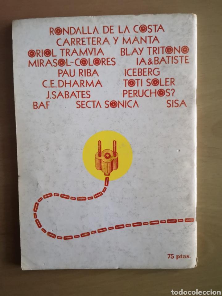 Libros de segunda mano: COMIX - ROCK CATALÁ - Foto 3 - 152823993